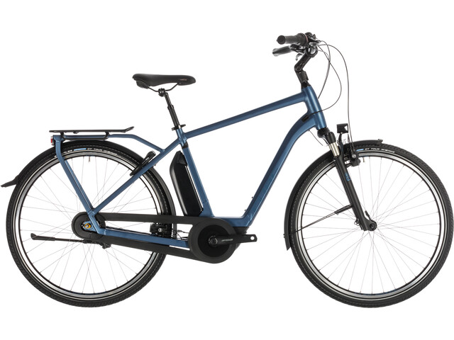 Cube Town Hybrid EXC 500 blue'n'blue